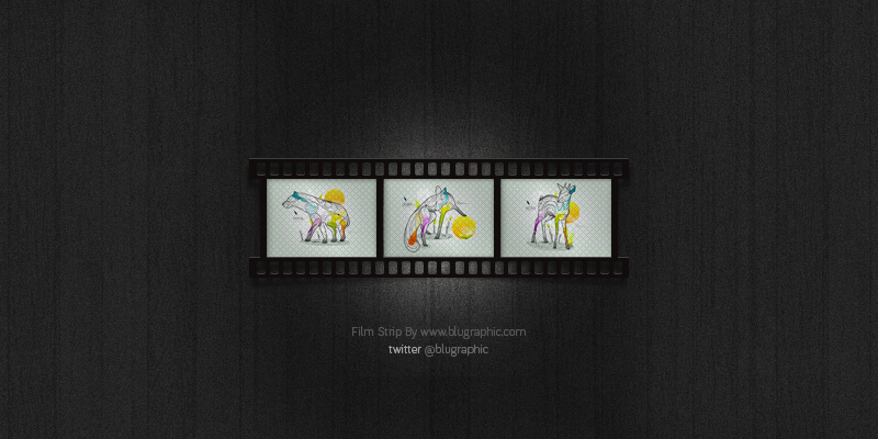 800x400 Film Strip Gallery To Display Your Favorite Images Bypeople