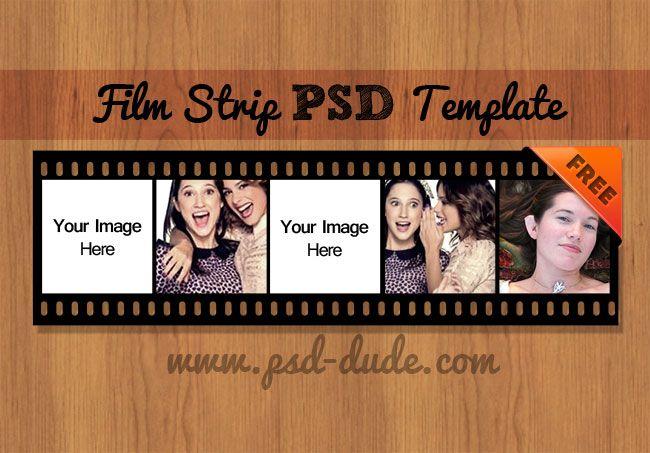 650x453 Film Strip Vector Psd Free Template Framing