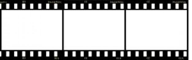 626x198 Collection Of Film Negative Clipart High Quality, Free