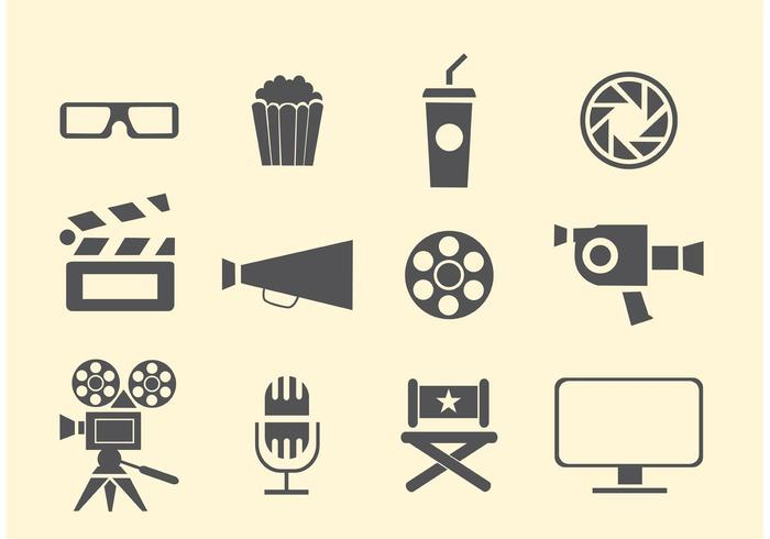 700x490 Film And Cinema Vectors