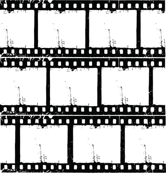 578x600 Grunge Film Vector Free Vector In Encapsulated Postscript Eps
