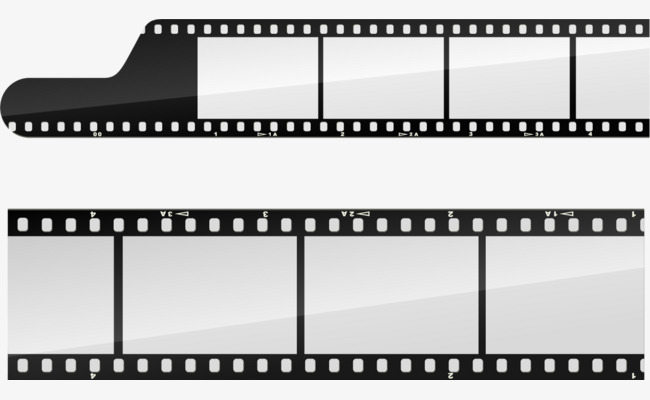650x400 Vector Hand Drawn Film, Vector, Hand Painted, Film Png And Vector