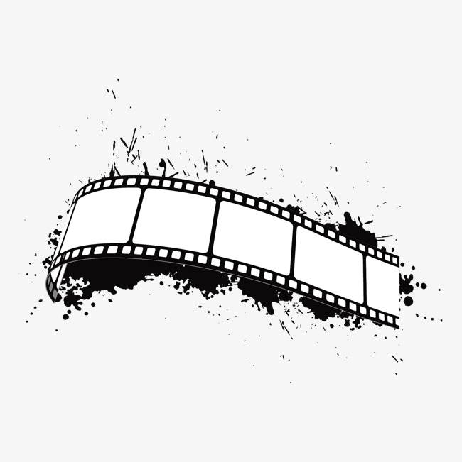 650x651 Vector Ink Film, Film Vector, Vector Diagram, Ink Png And Vector