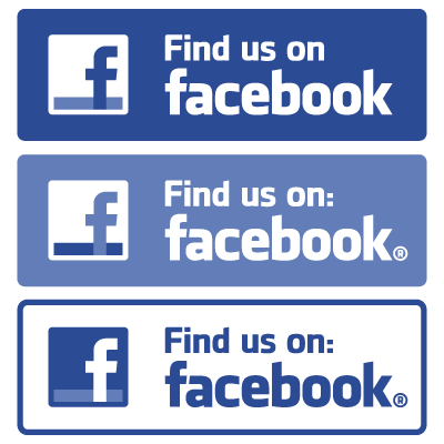 400x400 Find Us On Facebook Logo Vector (.eps, 419.78 Kb) Download