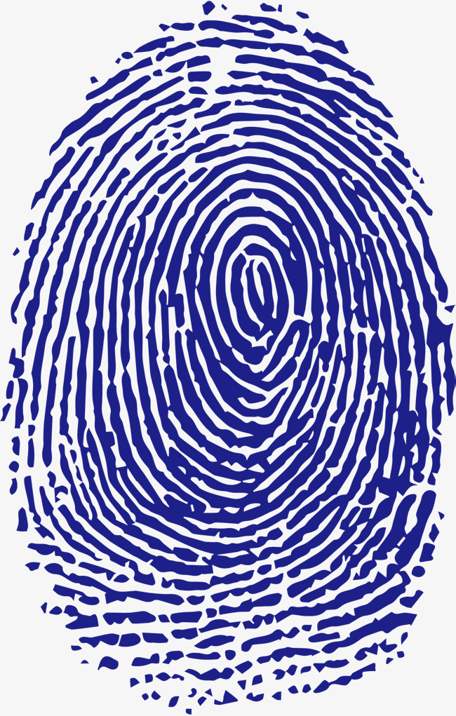 650x1021 Fingerprint Color, Fingerprint Vector, Color Vector, Lovely