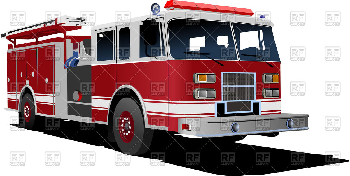 1200x604 Fire Engine With Ladder