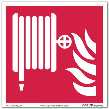 413x413 Fire Hose Reel