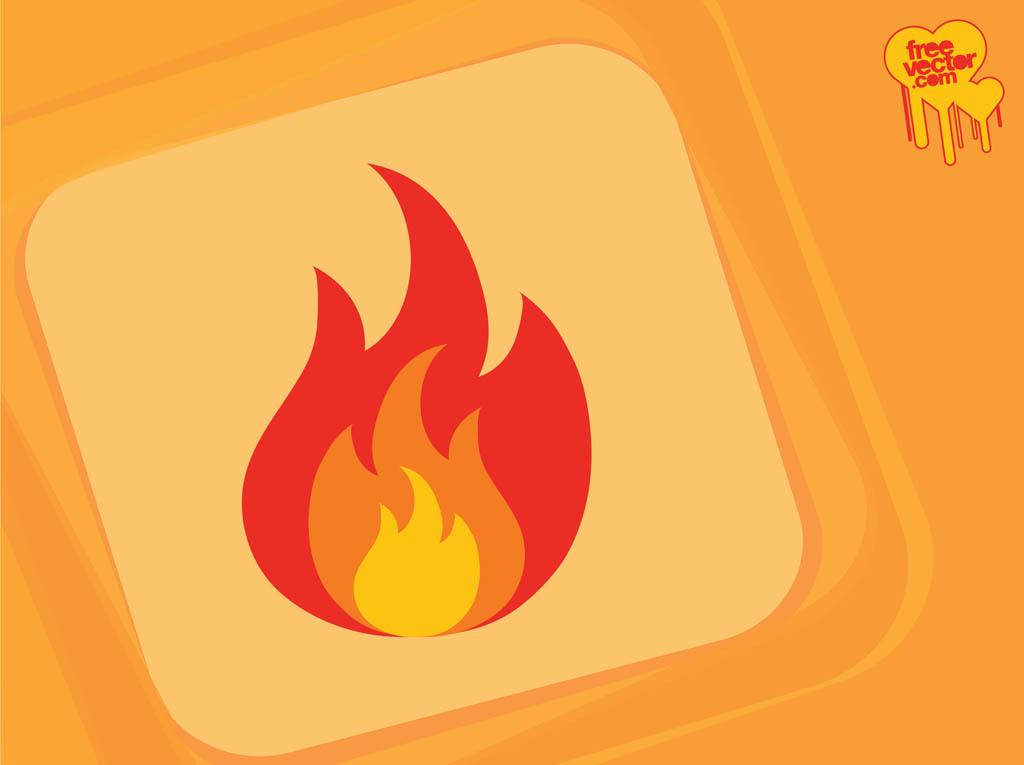1024x765 Fire Icon Vector Art Amp Graphics