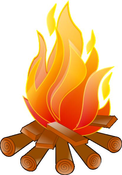 414x596 Campfire Clip Art Campfire No Shadow Clip Art