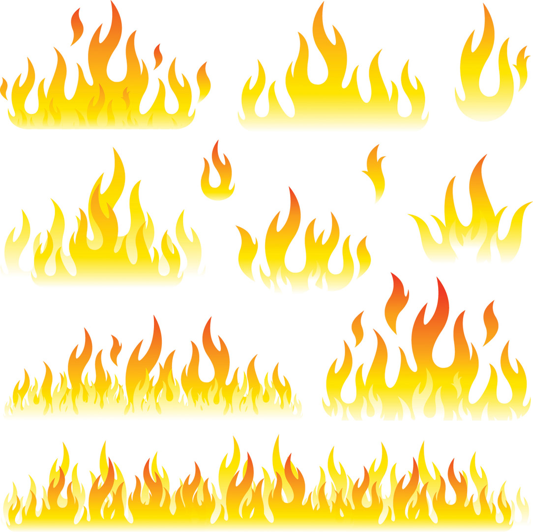 Fire Vector Free Download
