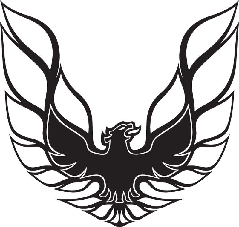 800x760 Trans Am Muscle Car Coloring Pages Firebird Car Decal 2 Stuff