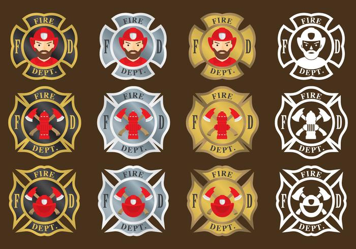 700x490 Firefighter Emblems