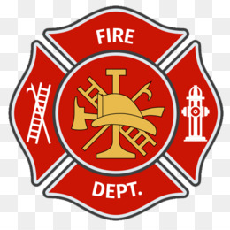 260x260 Free Download Firefighter Volunteer Fire Department Badge Vector