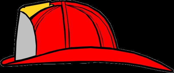 611x259 Fire Hat Fireman Hat Clip Art Library