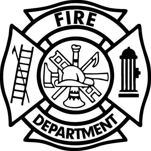 502x501 Firefighter Clipart Emergency Service ~ Frames ~ Illustrations