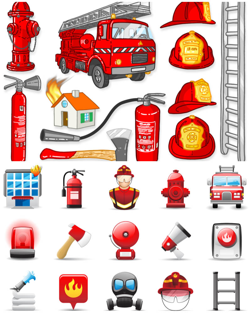 800x1000 Firefighter Tools Clipart Amp Firefighter Tools Clip Art Images