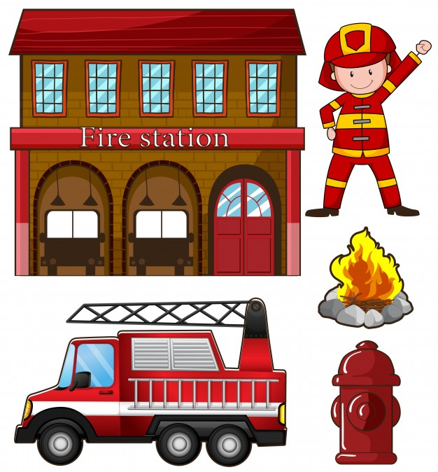 626x674 Fireman Vectors, Photos And Psd Files Free Download
