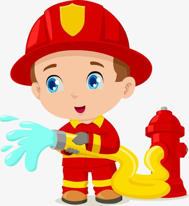 650x708 Cartoon Fireman, Fireman Clipart, Firefighter Fire Fire Png And