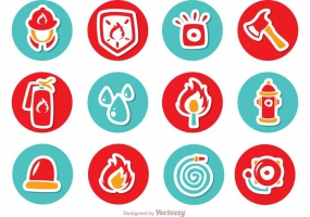 285x200 Fireman Badge Free Vector Graphic Art Free Download (Found 9,171