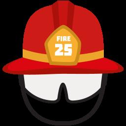 Fireman Hat Vector