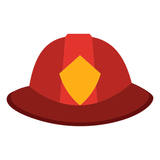 512x512 Firefighter Hat Icon