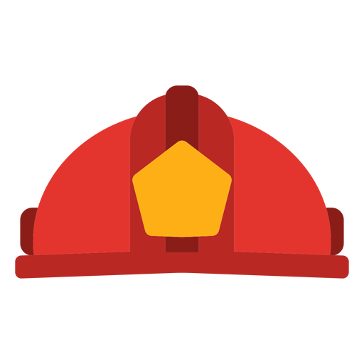 512x512 Firefighter Hat Vector