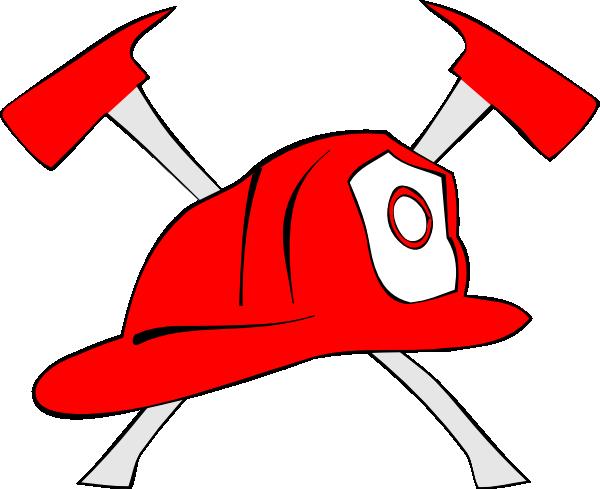 600x489 Fireman Helmet Clipart