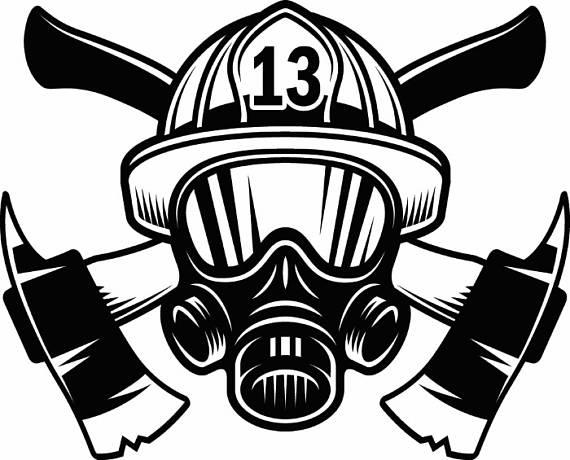 570x460 Helmet Clipart Firefighter Equipment