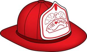 300x180 Clipart Firefighter Hat