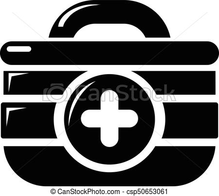 450x404 First Aid Kit Icon , Simple Style. First Aid Kit Icon . Simple