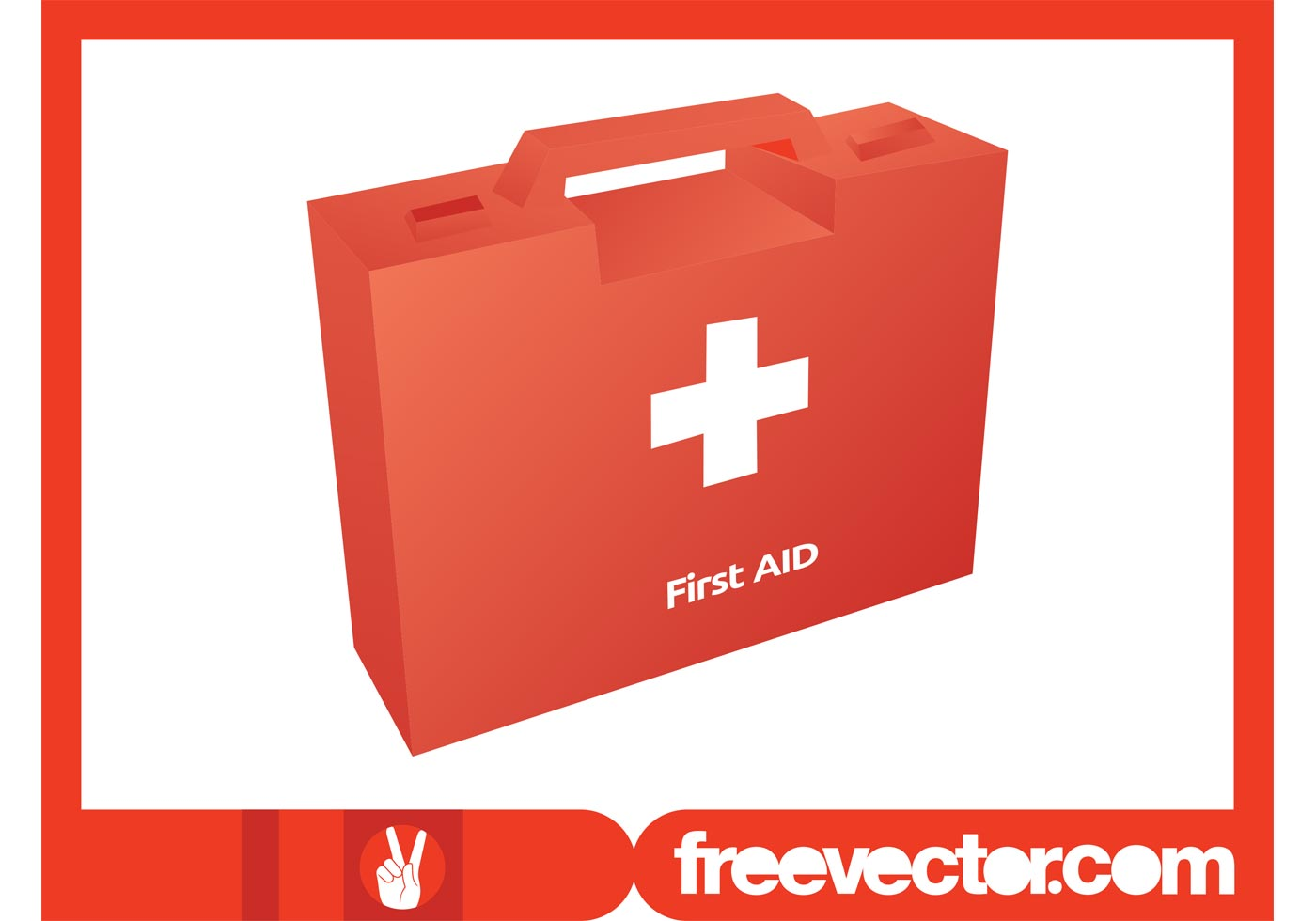 1400x980 First Aid Kit Free Vector Art