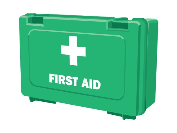 600x450 First Aid Kit Free Vector In Adobe Illustrator Ai ( .ai ) Vector