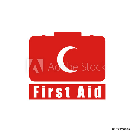 500x500 First Aid Vector Icon Moon Icon For App And Website