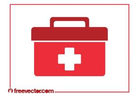 286x200 First Aid Kit Free Vector Art