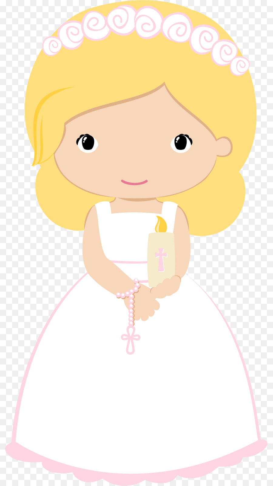 900x1600 First Communion Vector Png