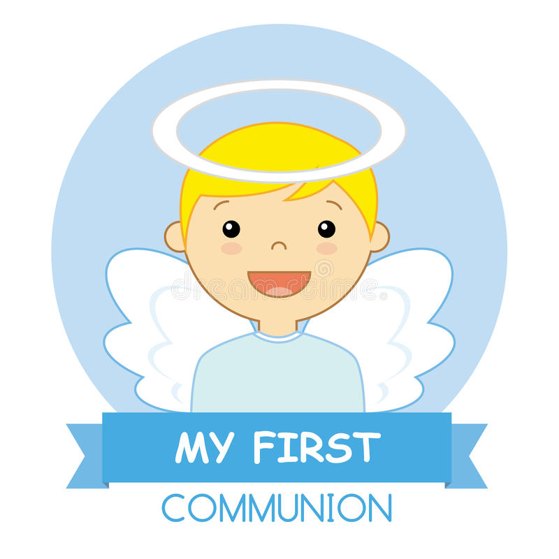 First Communion Vector Free Download