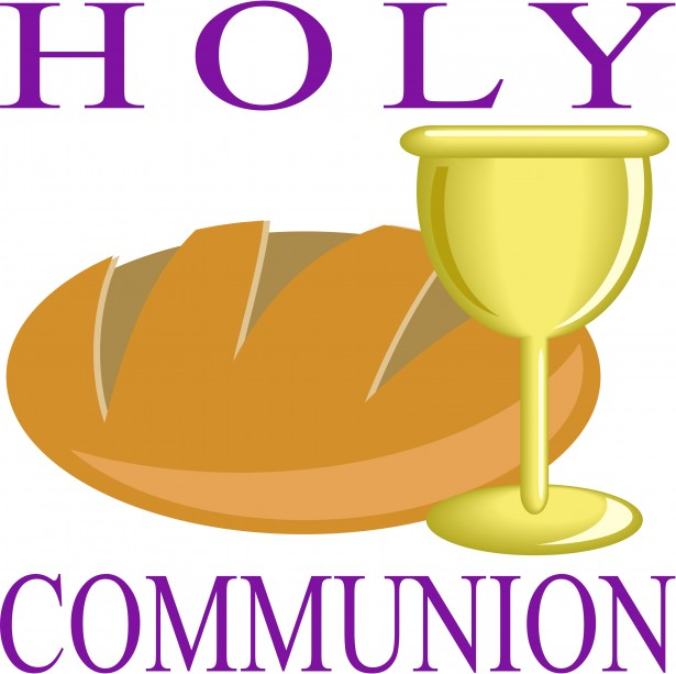 615x613 Holy Communion Clipart Free Stock Photo