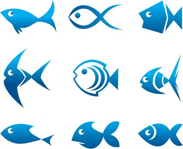600x490 Fish Icon Free Vector In Adobe Illustrator Ai ( .ai
