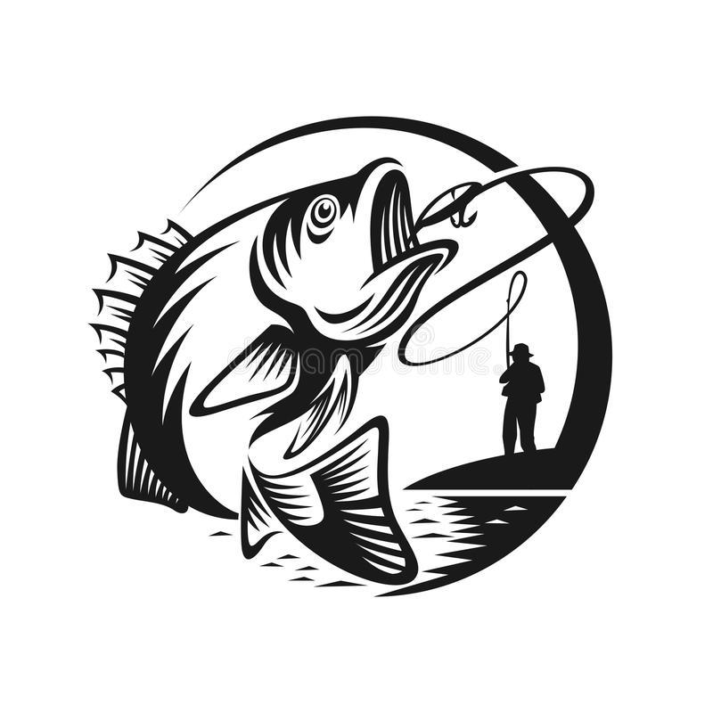 800x800 Fish Logo Template Vector Free Download Incredible Fishing Logos