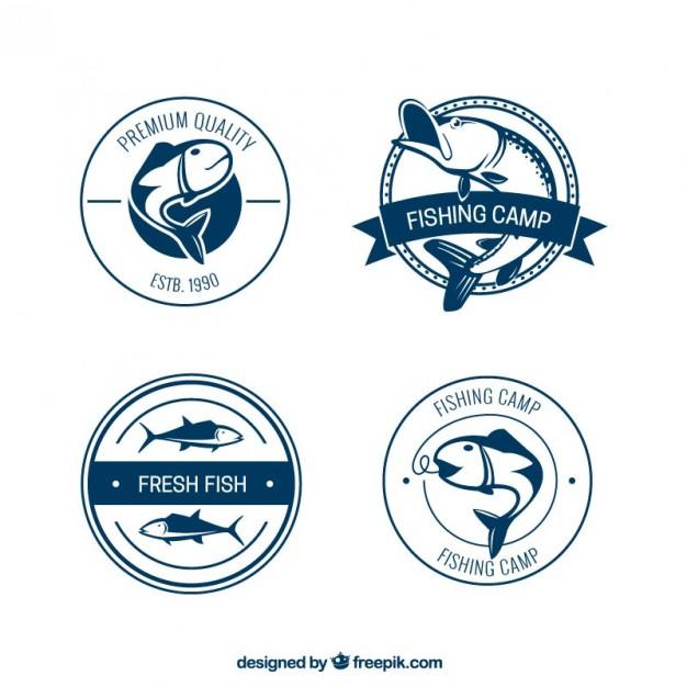626x626 Fishing Logo Vectors, Photos And Psd Files Free Download