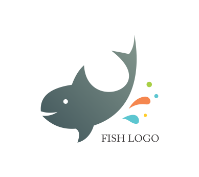 389x346 Collection Of Free Fish Vector Logo. Download On Ubisafe