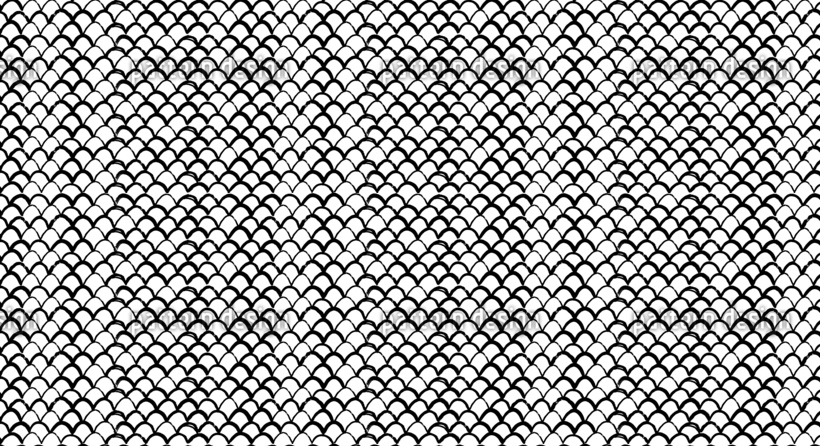 Fish Scale Vector at GetDrawings com | Free for personal use