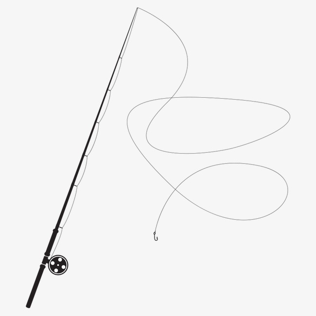 650x650 Fishing Rod Fishing Line, Line Vector, Fishing Rod, Fishing Line