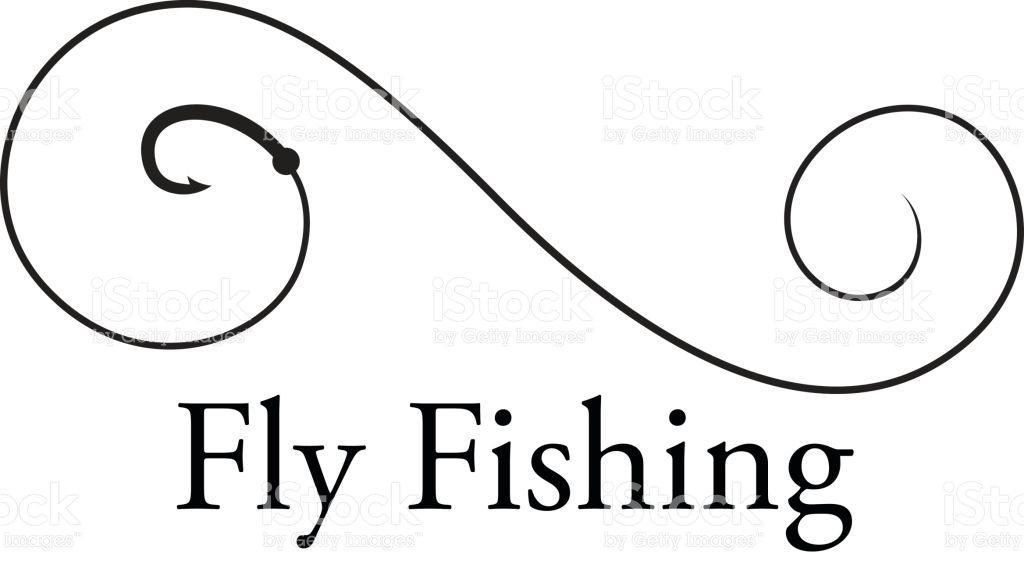 1024x565 Black Clipart Fishing Hook