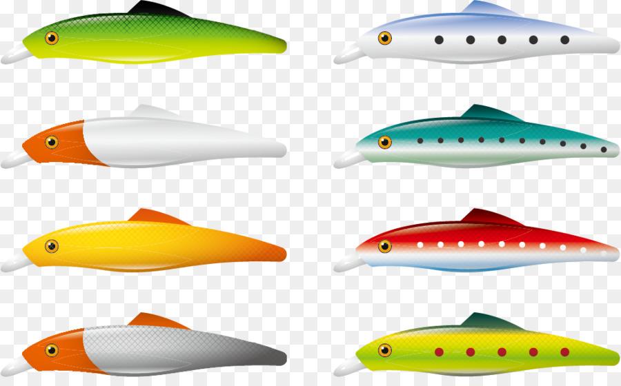 900x560 Fishing Lure Fish Hook Illustration