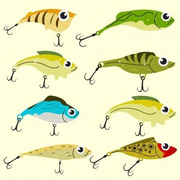 368x368 Image Result For Spoon Fishing Lure Vector Apparel Items Ideas
