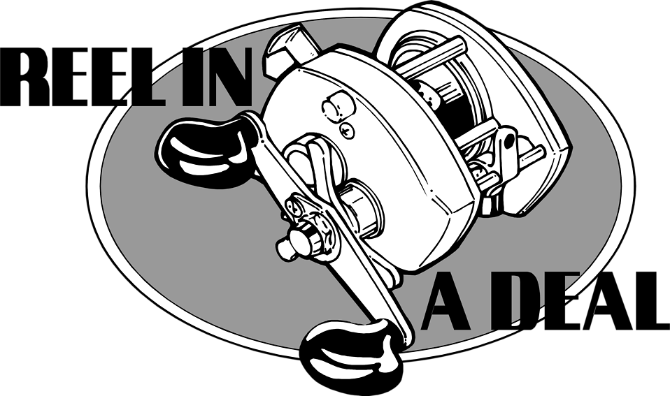 958x567 Fishing Rod Clipart Reel