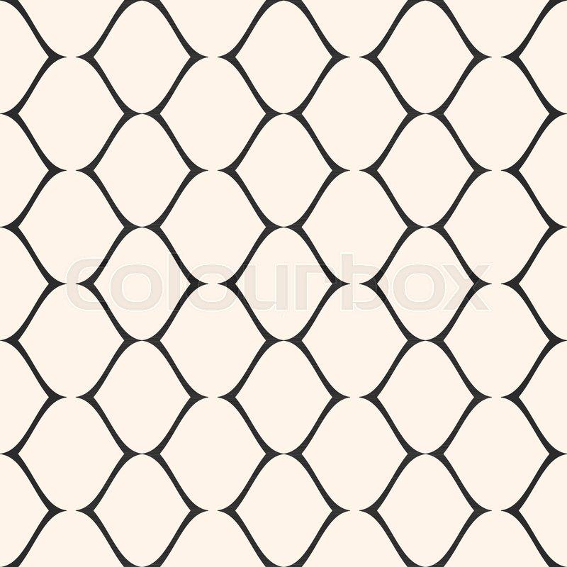 800x800 Subtle Mesh Texture. Vector Seamless Pattern, Delicate Lattice