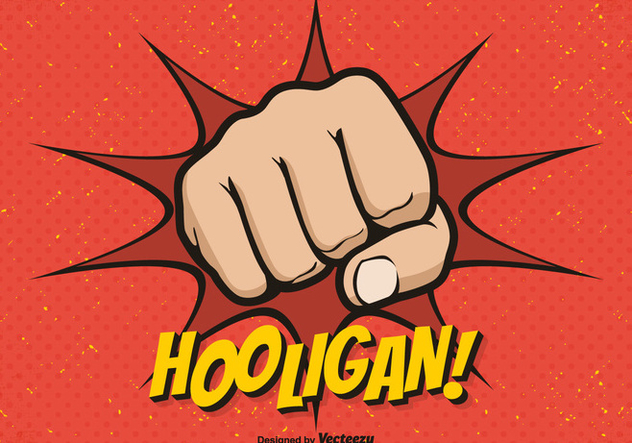 632x443 Free Hooligan Fist Vector Background Free Vector Download 405729