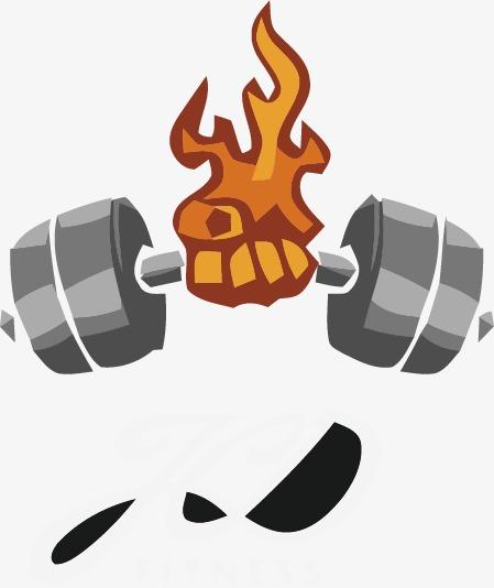 449x534 Creative Fitness Logo, Fitness Vector, Logo Vector, Fitness Logo